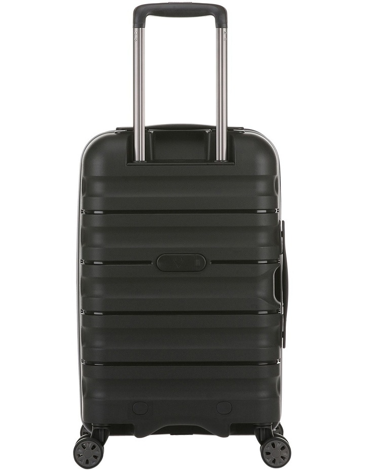 Juno 2 expandable hardside spinnercase small 2.5kg 56cm - Black image 3