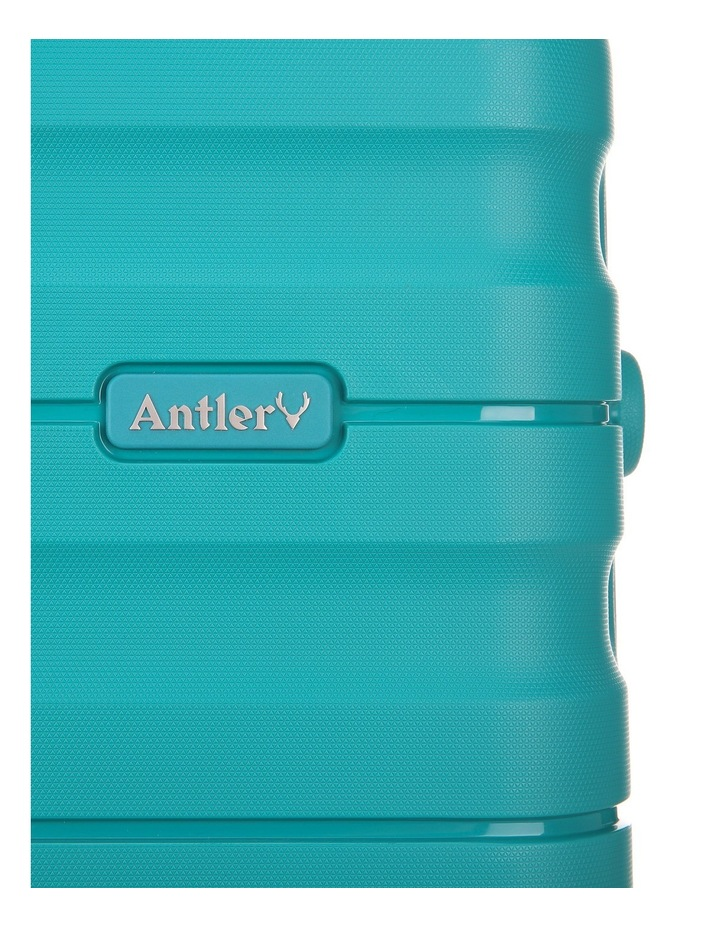 Juno 2 expandable hardside spinnercase medium 3.5kg 68cm - Teal image 9