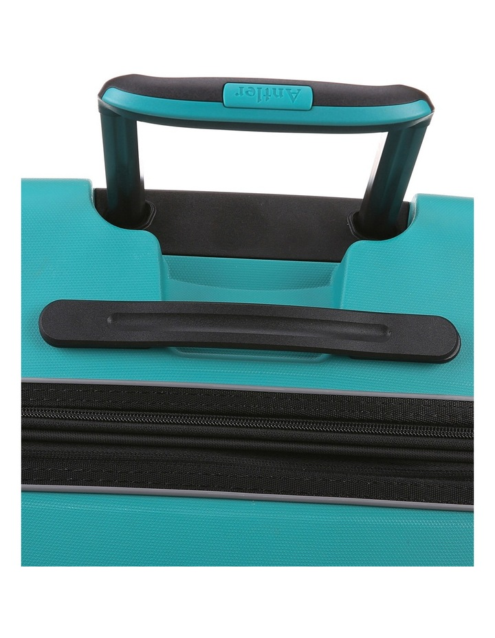 Juno 2 expandable hardside spinnercase medium 3.5kg 68cm - Teal image 5