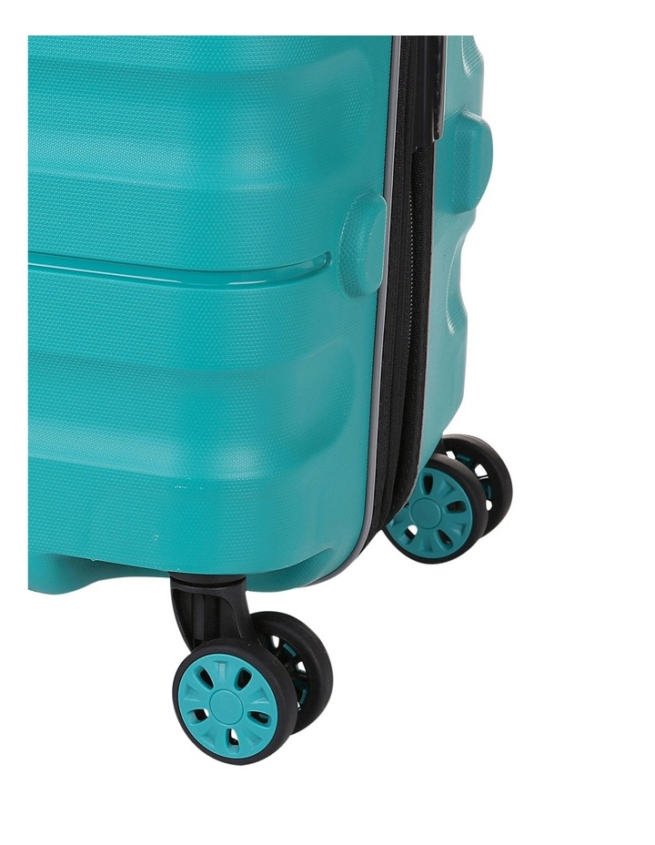 Juno 2 expandable hardside spinnercase medium 3.5kg 68cm - Teal image 7