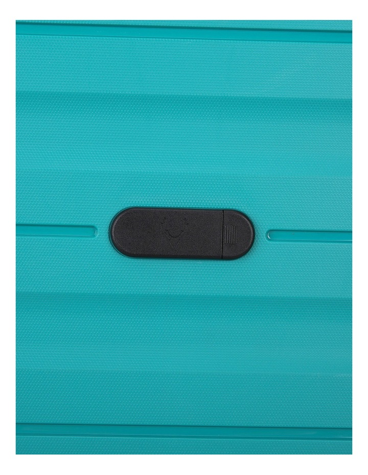 Juno 2 expandable hardside spinnercase medium 3.5kg 68cm - Teal image 8