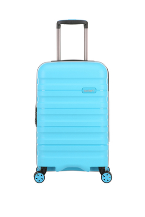 Antler - Juno 2 expandable hardside spinnercase small 2.5kg 56cm - Turquoise
