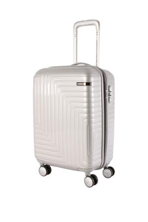 American Tourister - Dartz Expandable Hard Spin Small: Aluminium: 55cm