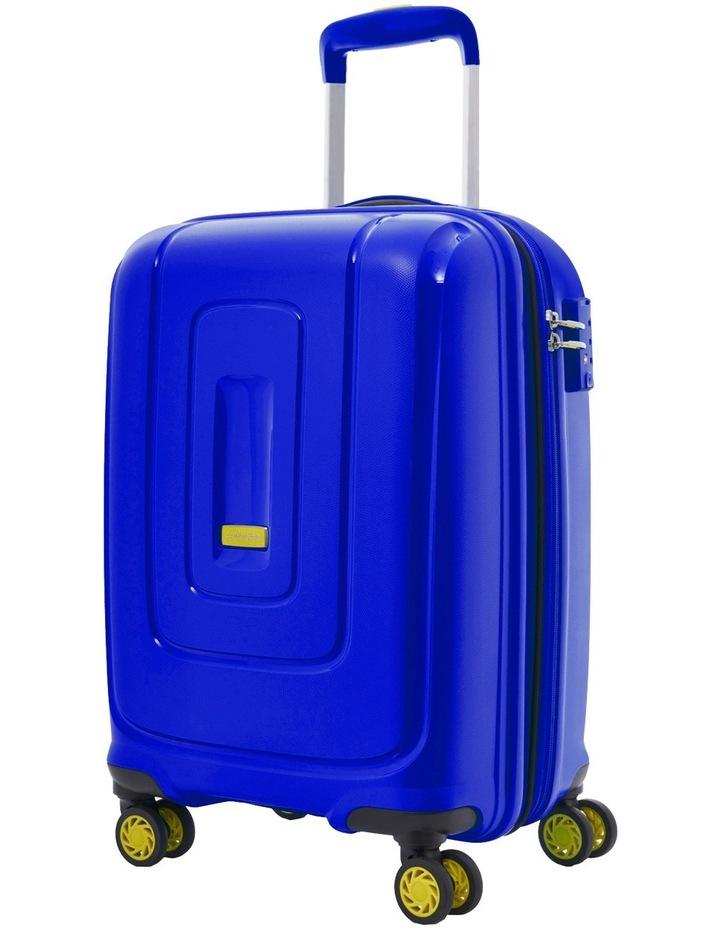 A.Tourister Lightrax Hard Spin Sml:True Blue:55cm image 1