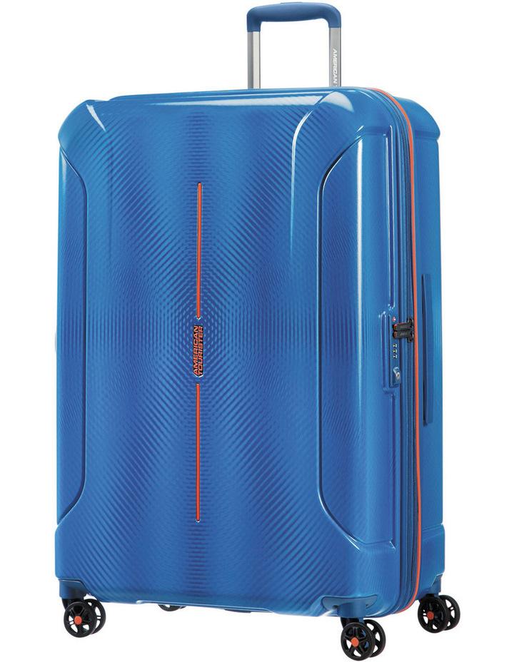 A.Tourister Technum Exp Hard Spin Lge Blurred Blue:77cm image 1