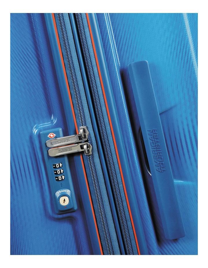 A.Tourister Technum Exp Hard Spin Lge Blurred Blue:77cm image 4