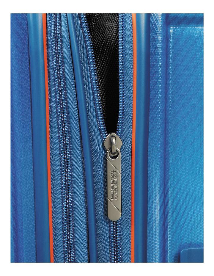 A.Tourister Technum Exp Hard Spin Lge Blurred Blue:77cm image 5