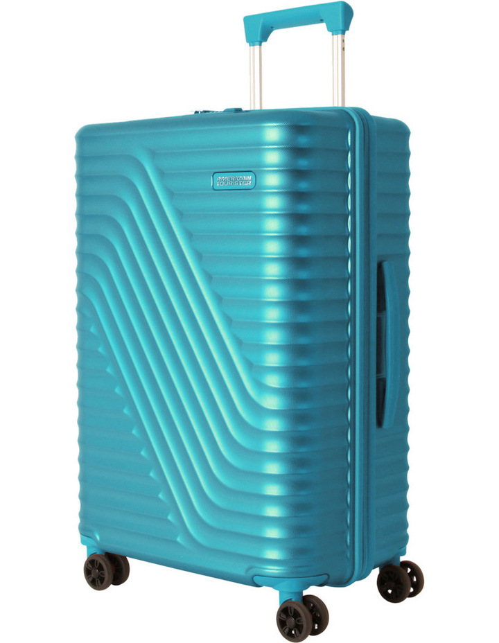 High Rock Small 55cm Hardside Spinner - Lagoon Blue image 1