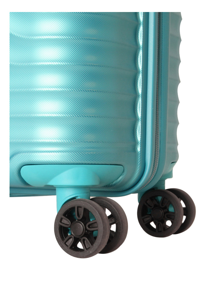 High Rock Small 55cm Hardside Spinner - Lagoon Blue image 4
