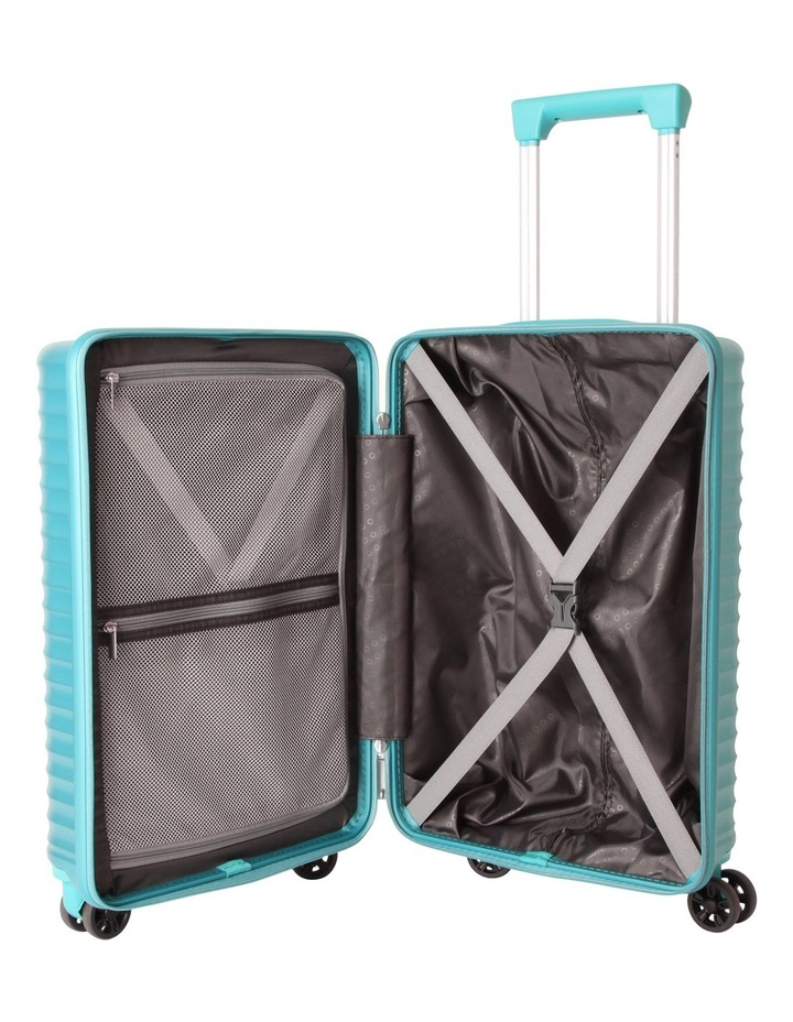 A.Tourister High Rock Hard Spin Medium:Lagoon Blue:65cm image 2