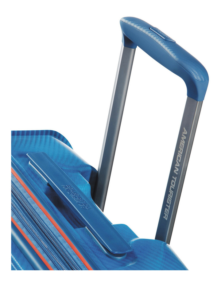 Technum Expandable Hard Spin Small: Blurred Blue: 55cm image 3