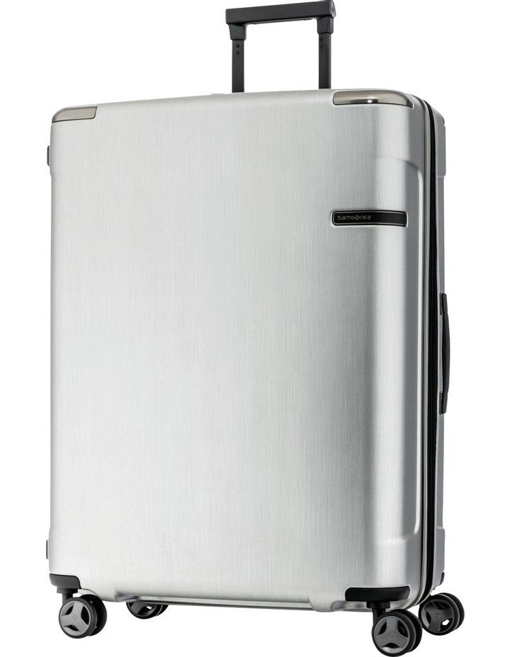 Evoa Exp Hard Spin Lge: 75cm:5.2kg: Brushed Silver image 1