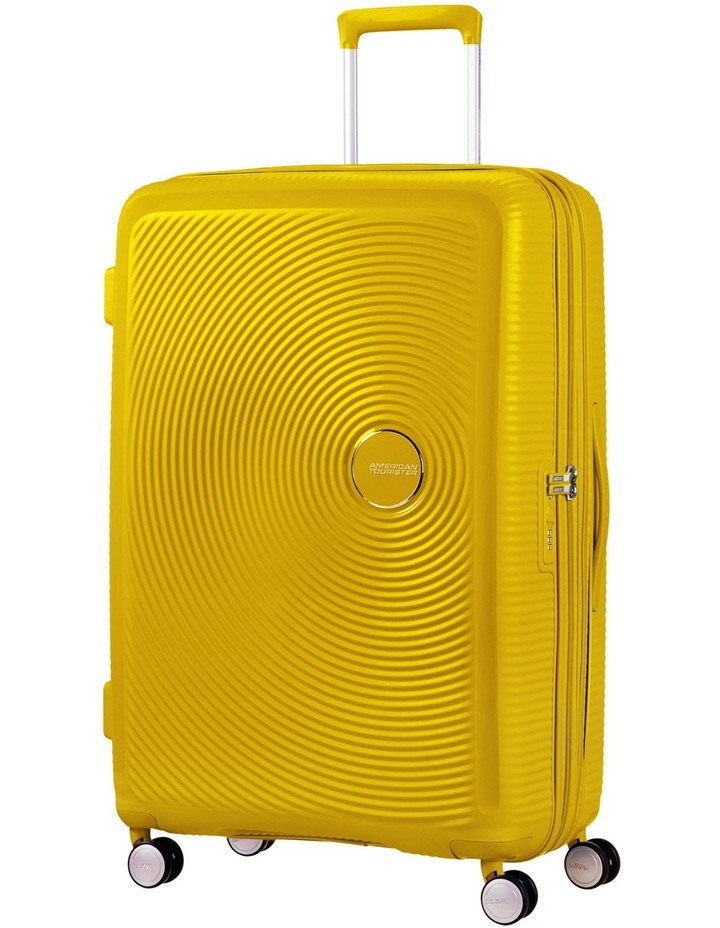 Curio Hard Spin Case 55cm Golden Yellow 2.6kg image 1