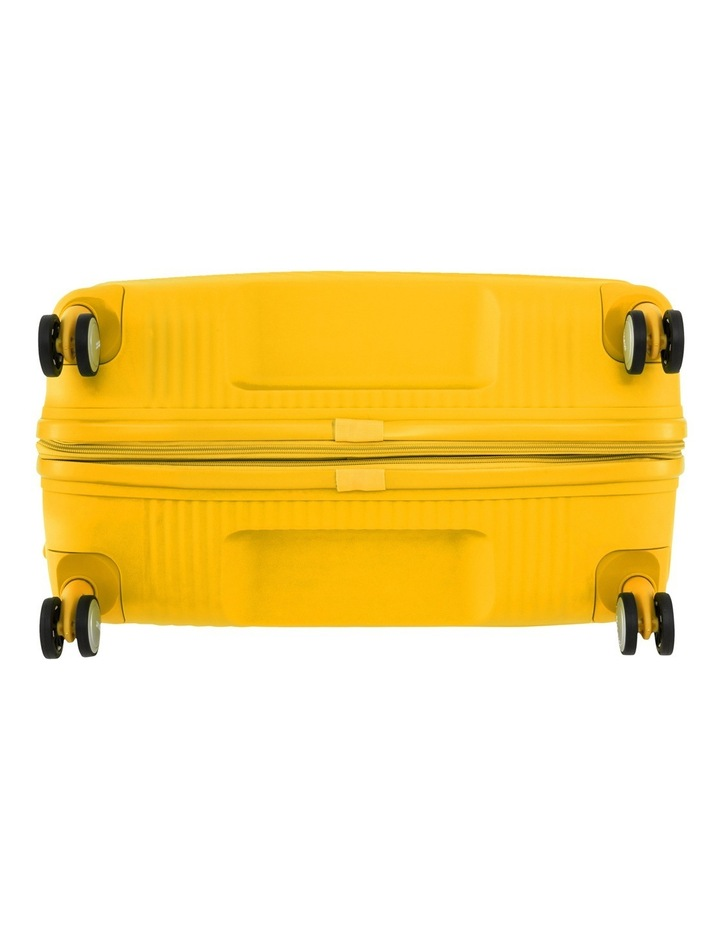 Curio Hard Spin Case 55cm Golden Yellow 2.6kg image 4