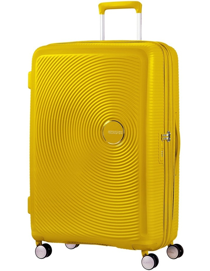 Curio Hard Spin Case 80cm Golden Yellow 4.8kg image 1