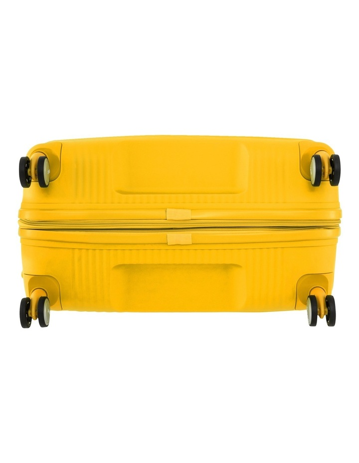 Curio Hard Spin Case 80cm Golden Yellow 4.8kg image 4