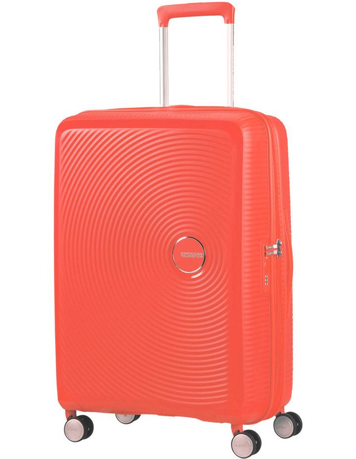 Curio Hard Spin Case 55cm Spicy Peach 2.6kg image 1
