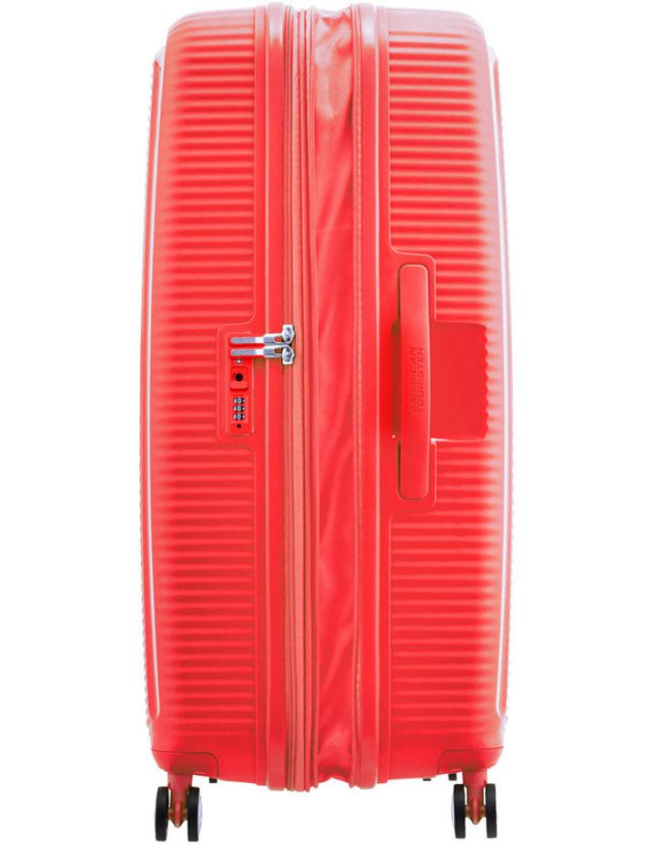 Curio Hard Spin Case 55cm Spicy Peach 2.6kg image 3