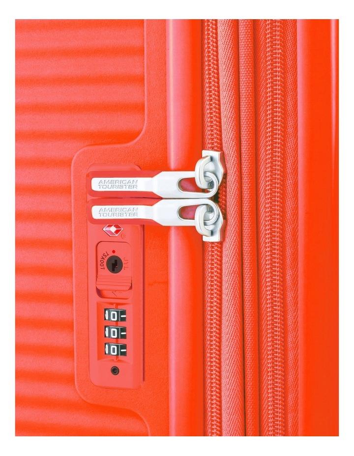 Curio Hard Spin Case 70cm Spicy Peach 3.8kg image 5
