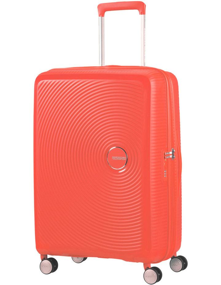 Curio Hard Spin Case 80cm Spicy Peach 4.8kg image 1