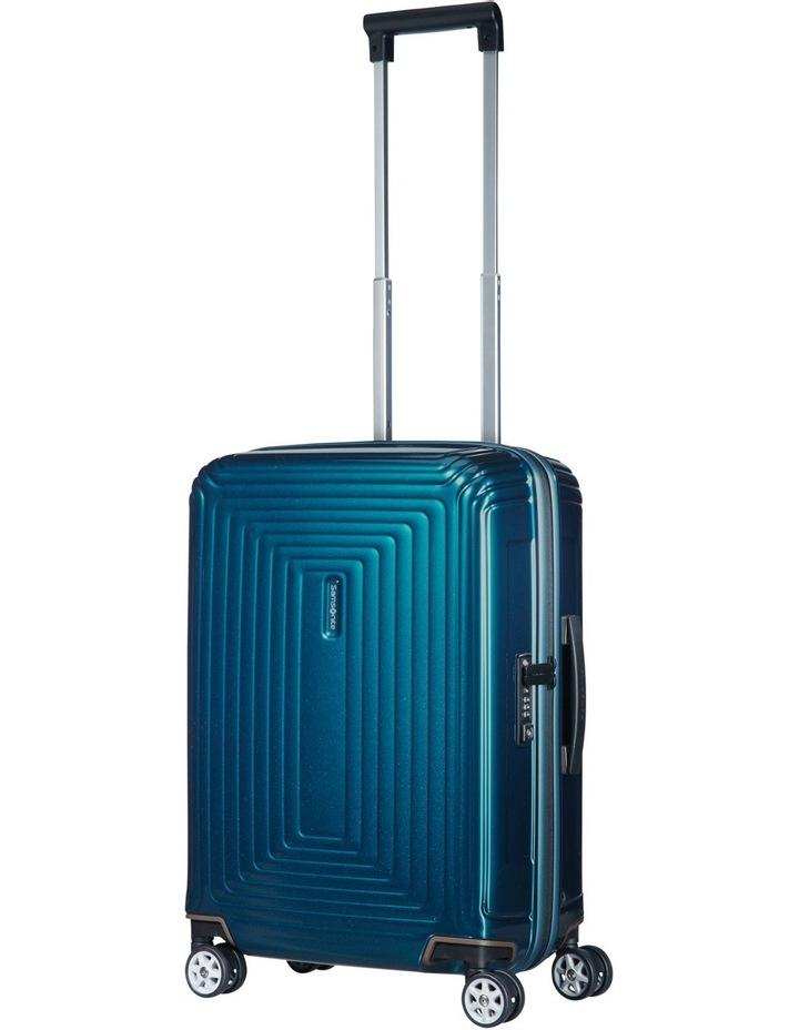 Aspero  Hard Spin Sml: 55cm:2.2kg: Metallic Blue image 1