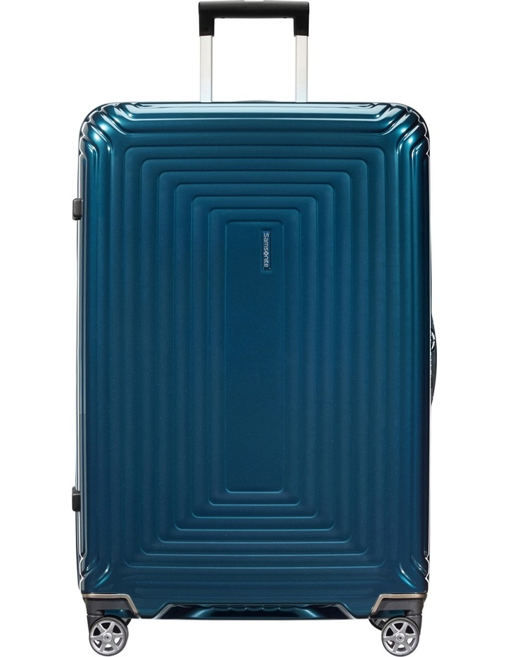 Aspero Hard Spin Med: 69cm:2.9kg: Metallic Blue image 1