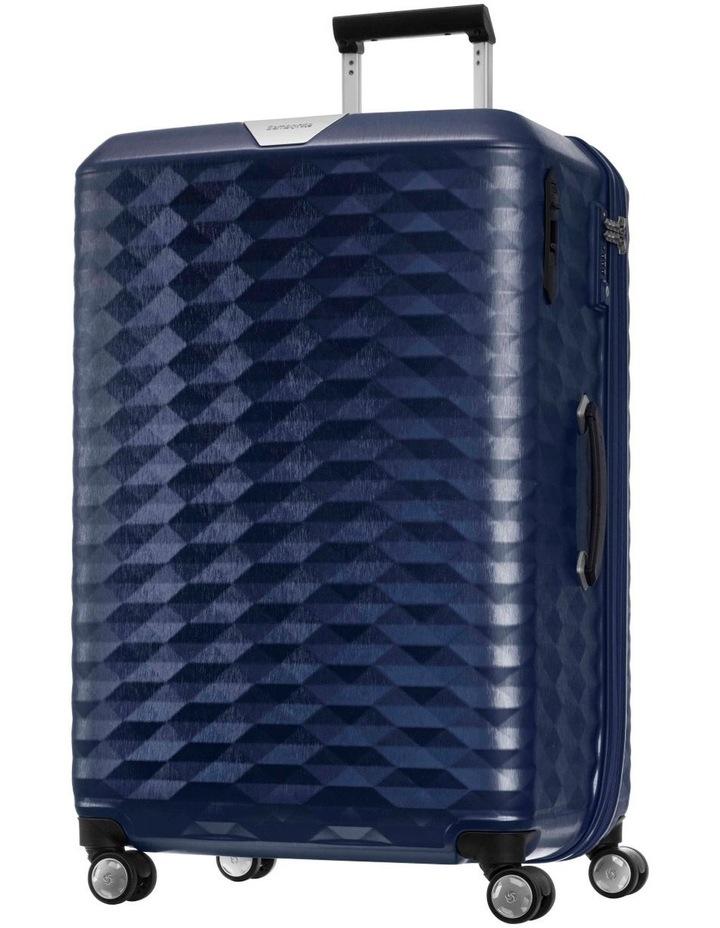 Polygon Hard Spin:Lge:Blue:75cm 5kg image 1