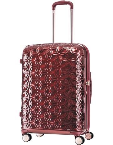 5f031b5a41 SamsoniteTheoni Hard Spin Med Red 66cm 4.1kg. Samsonite Theoni Hard Spin Med Red 66cm  4.1kg