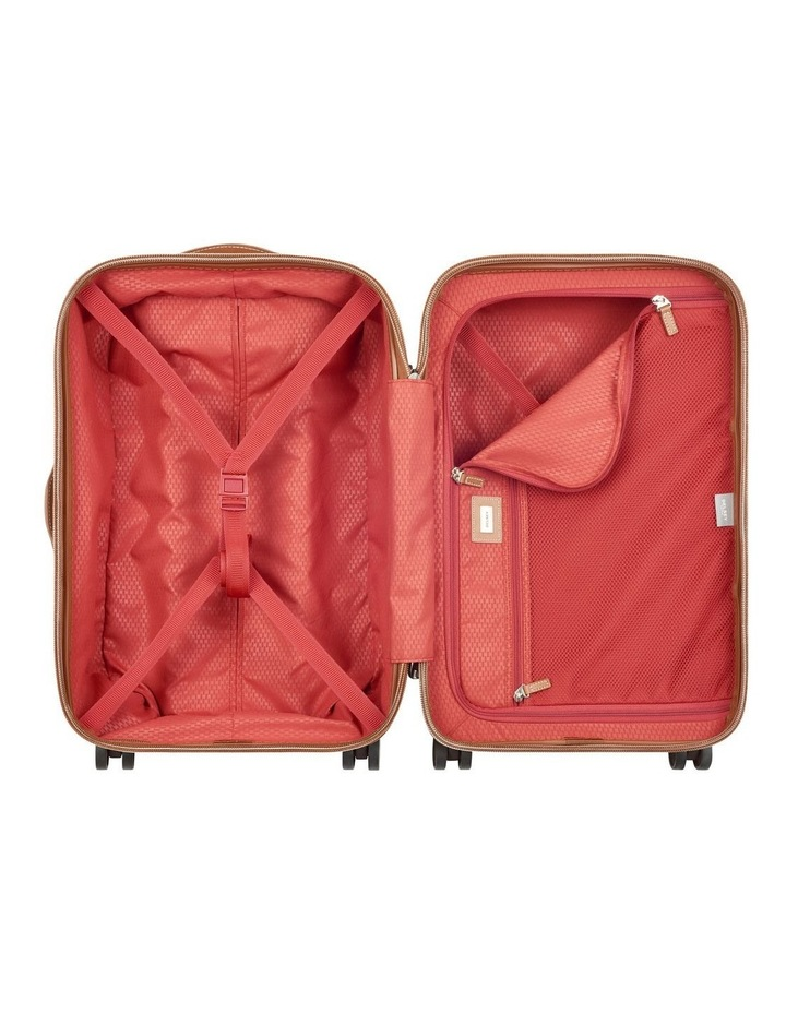 Delsey Chatelet Air 55cm 4 wheels cabin case- Chocolate image 3