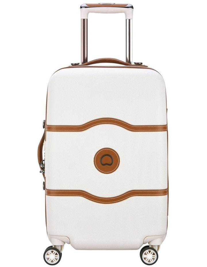 Delsey Chatelet Air 55cm 4 wheels cabin case- Angora image 1