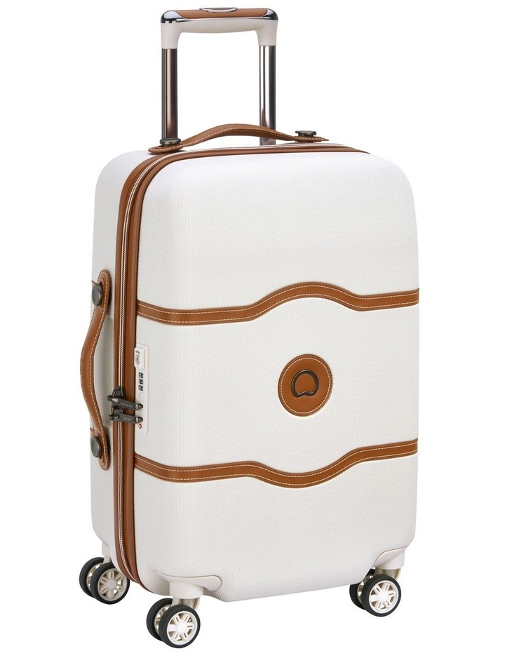 Delsey Chatelet Air 55cm 4 wheels cabin case- Angora image 2