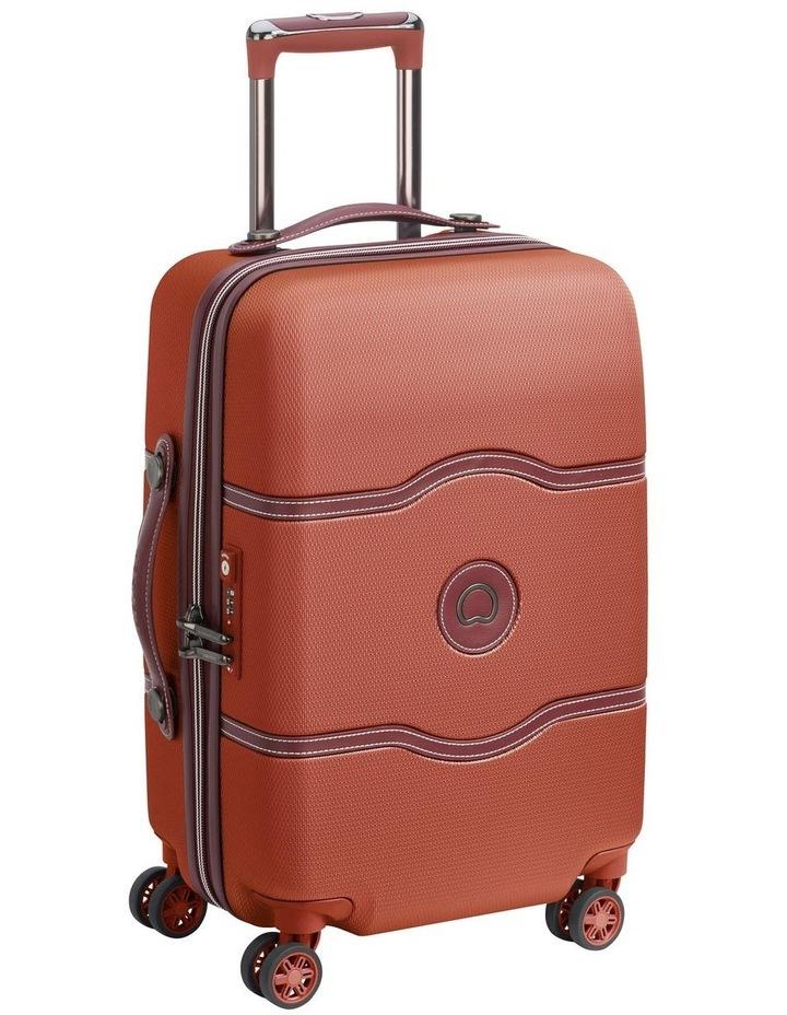 Delsey Chatelet Air 55cm 4 wheels cabin case- Terra Cotta image 2