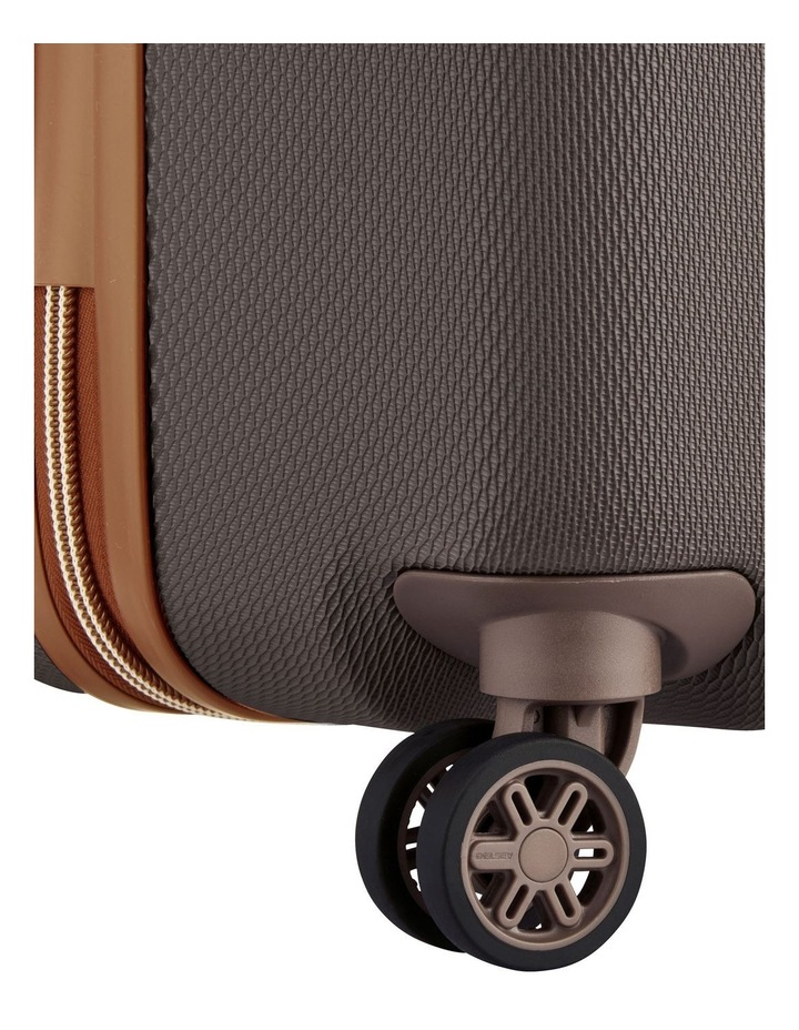 Delsey Chatelet Air 67cm 4 wheels case- Chocolate image 7