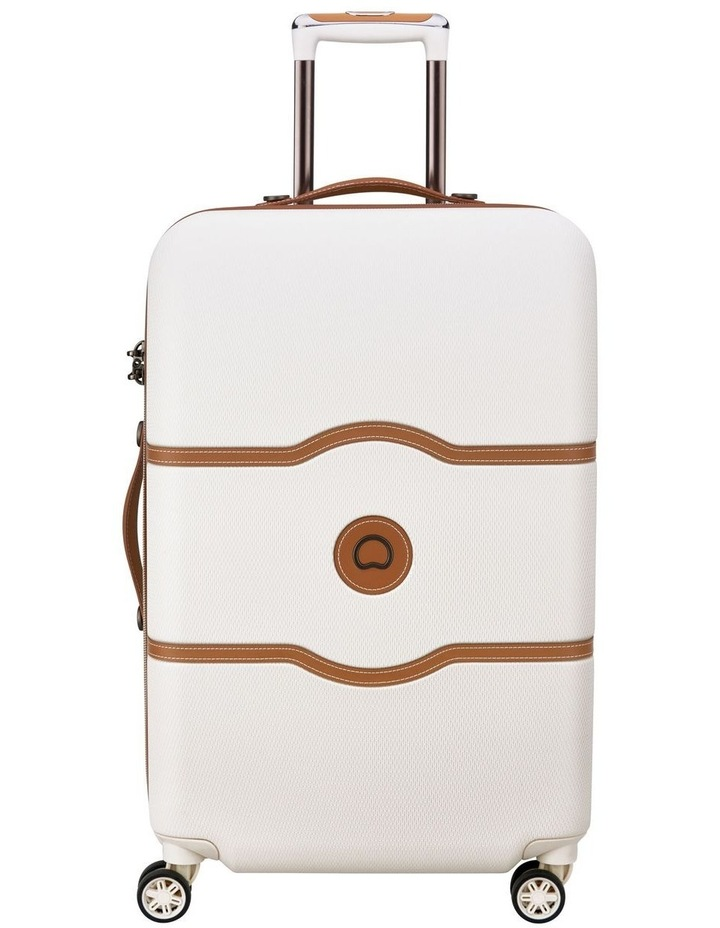 Delsey Chatelet Air 67cm 4 wheels case- Angora image 1