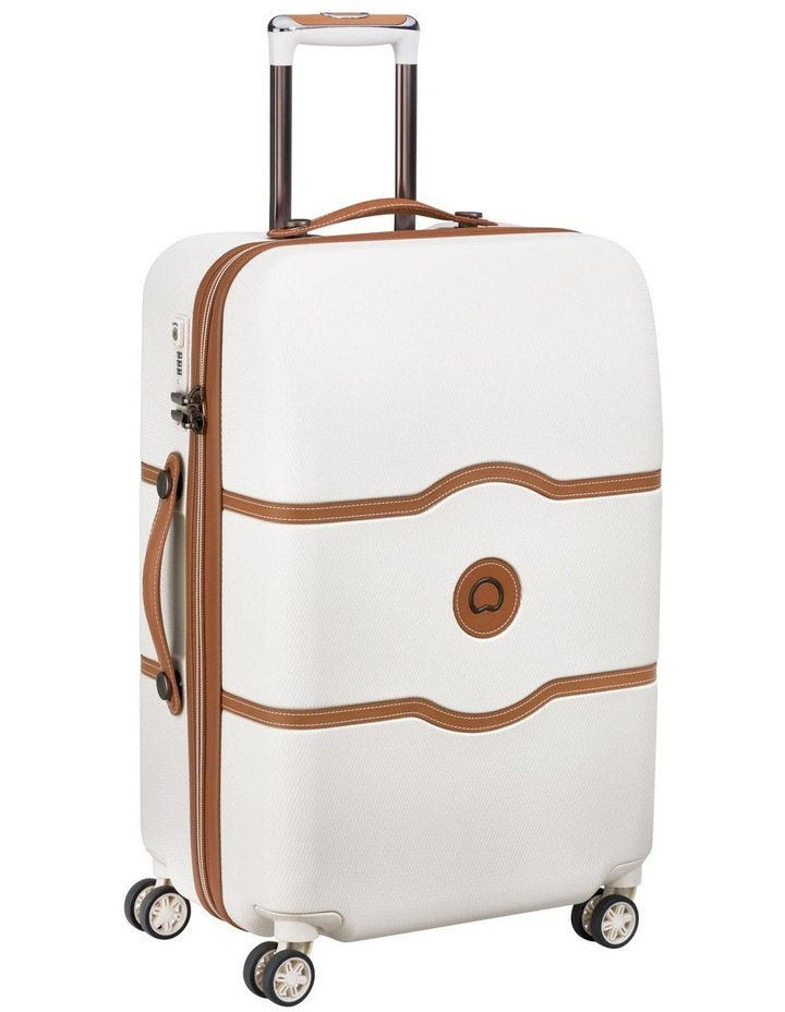 Delsey Chatelet Air 67cm 4 wheels case- Angora image 2