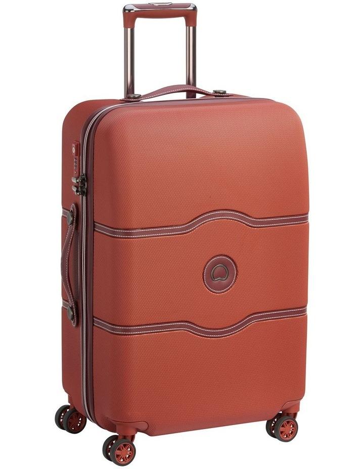 Delsey Chatelet Air 67cm 4 wheels case- Terra Cotta image 2