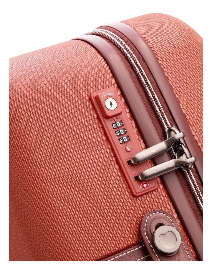 Delsey Chatelet Air 67cm 4 wheels case- Terra Cotta image 4