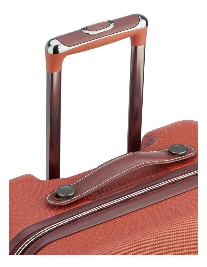 Delsey Chatelet Air 67cm 4 wheels case- Terra Cotta image 7