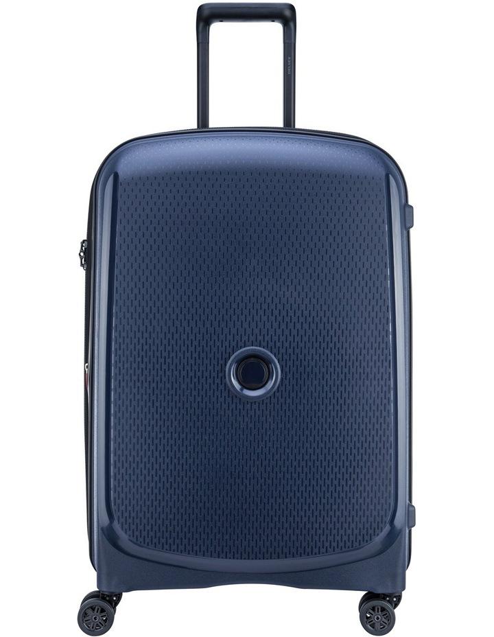 Belmont Plus 70cm 4 wheels Case-  Blue image 1