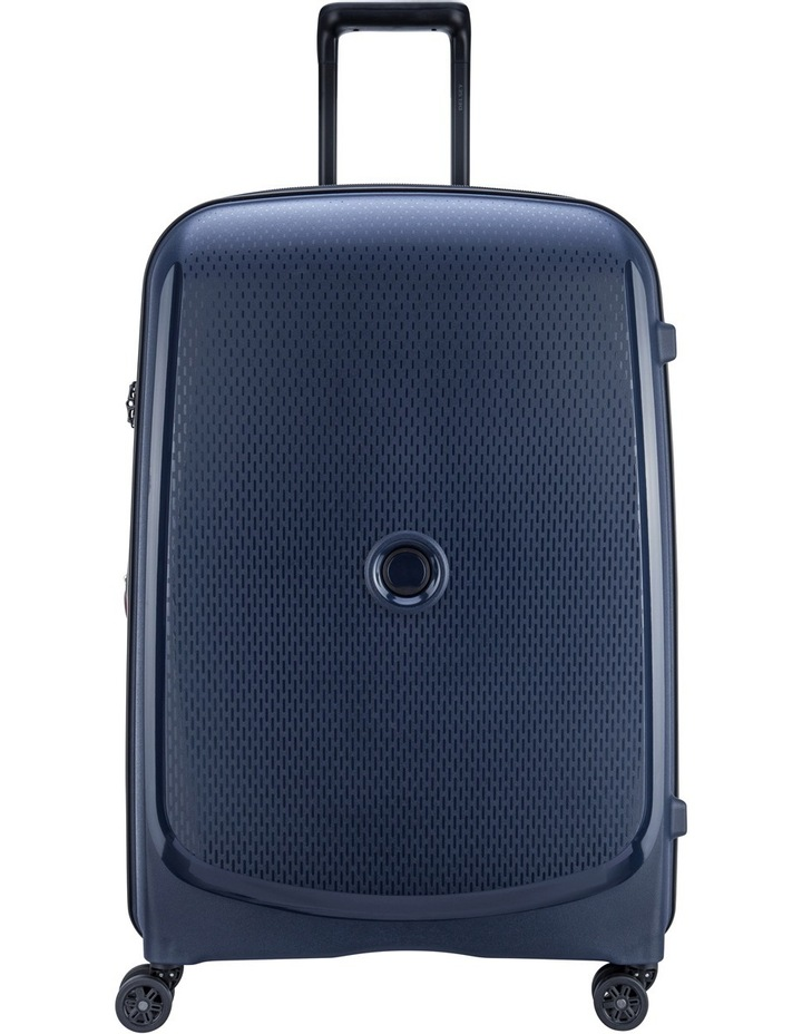 Belmont Plus 76cm 4 wheels Case-  Blue image 1