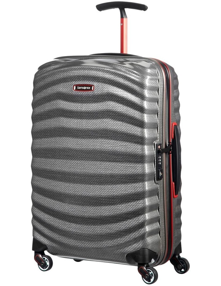 LiteShock Sport Small 55cm Hard Spin Suitcase - Eclipse Grey image 1