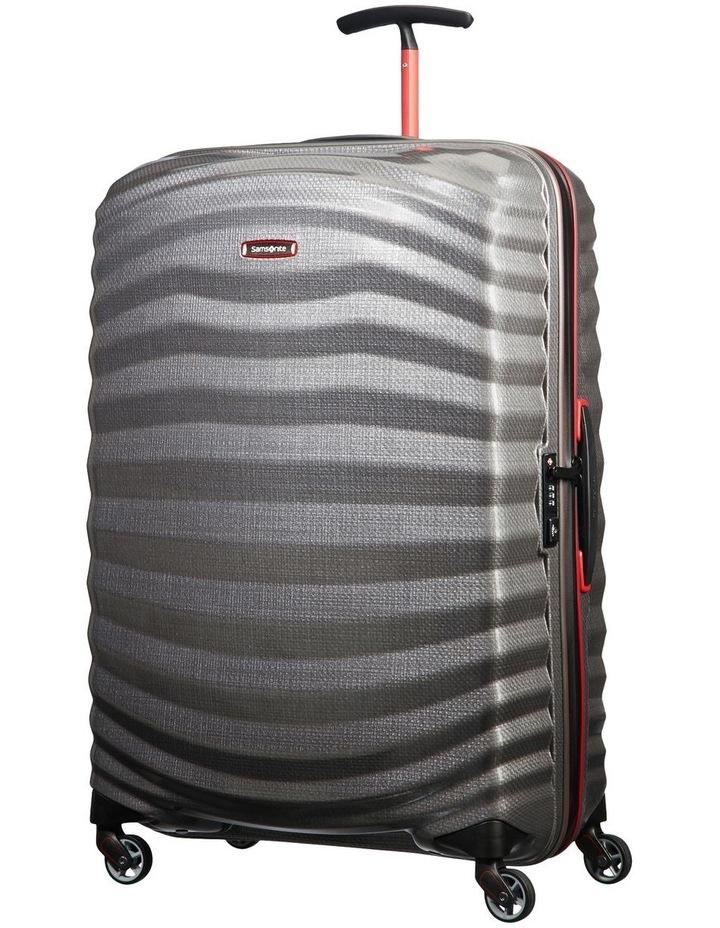 LiteShock Sport Medium 75cm Hard Spin Suitcase - Eclipse Grey image 1