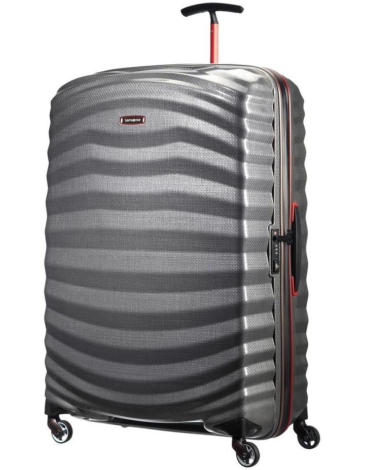 LiteShock Sport Large 81cm Hard Spin Suitcase - Eclipse Grey image 1