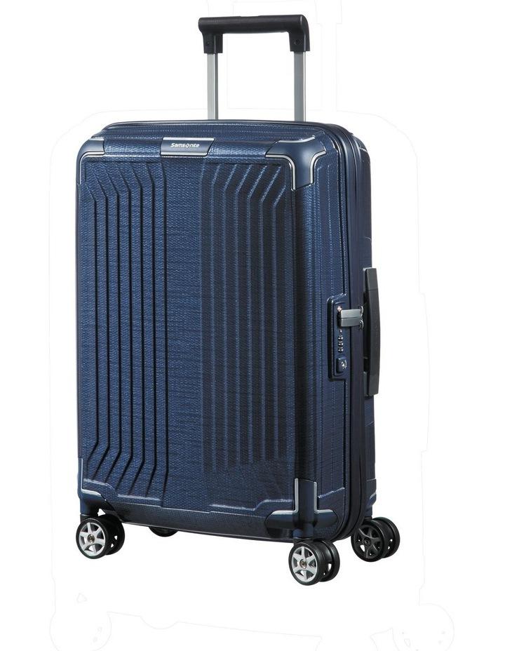Lite-Box Hard Spin Sml:Deep Blue:55cm:2.2kg image 1