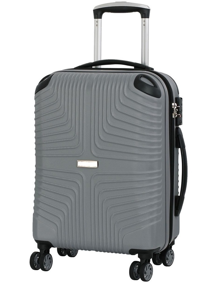 Intersection hardside 55cm Suitcase Grey image 1