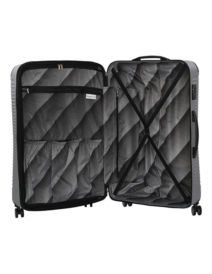 Intersection hardside 55cm Suitcase Grey image 2