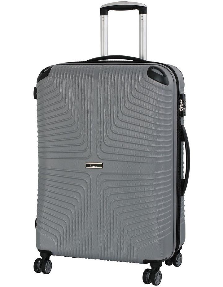Intersection hardside 69cm Suitcase Grey image 1