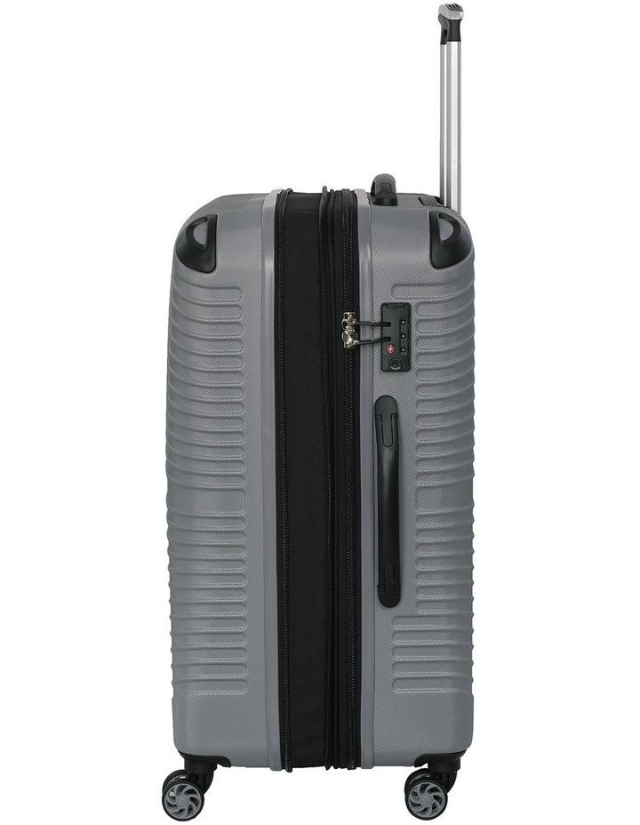 Intersection hardside 69cm Suitcase Grey image 2