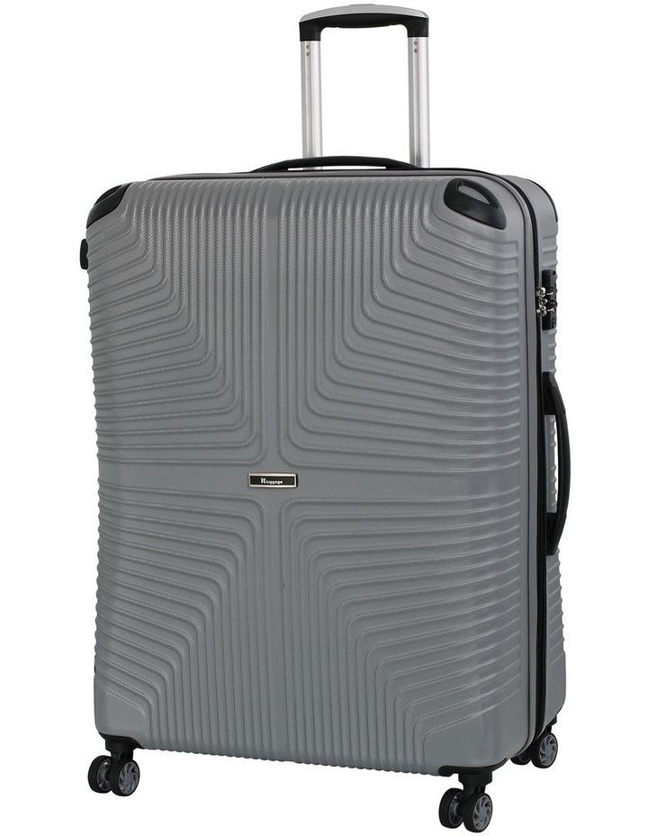 Intersection hardside 79cm Suitcase Grey image 1