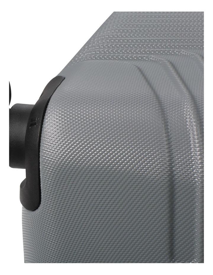 Intersection hardside 79cm Suitcase Grey image 4
